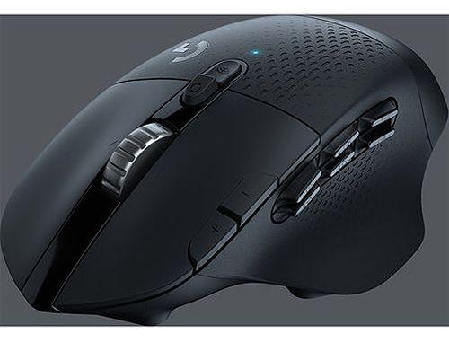 купить Logitech G604 Lightspeed HERO Wireless Gaming Mouse, Sensor HERO 16K, , Resolution:100–16,000 dpi, Connection: Wired/Wireless, 910-005649 (mouse/мышь) в Кишинёве