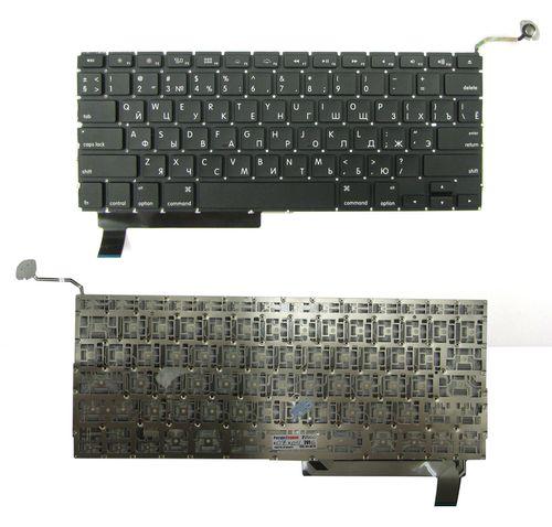 """cumpără Keyboard Apple Macbook Pro 15"""" A1286 (2009-2012) w/o frame """"ENTER""""-small ENG/RU Black în Chișinău"""