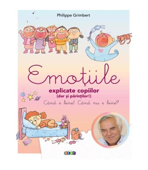купить Эмоции объясняются детям (но и родителям) - Д.н. Гримберт в Кишинёве