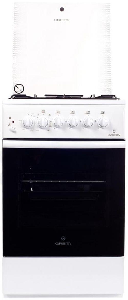 купить Плита комбинированная Greta GS1470/09(WH) в Кишинёве