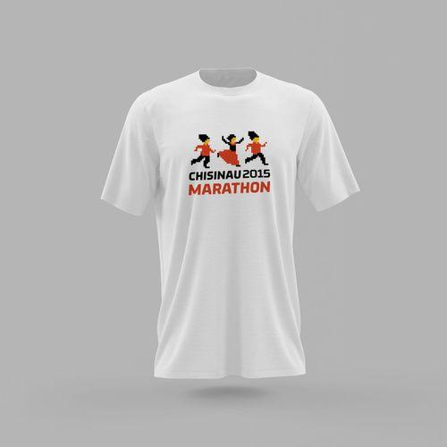 cumpără Maiou Chisinau Marathon 2015 în Chișinău