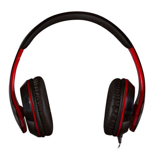 cumpără SVEN AP-940MV Black-Red, Headphones with microphone, 3.5mm (4 pin) or 2*3.5 mm (3 pin) stereo mini-jack, Call receive/Pause button, Flat cable, Cable length: 1.2m + 1m (adapter for PC), Black/Red în Chișinău