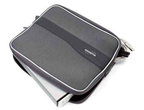 "купить Dicota N18958N Memory Pocket 3.5"" (Grey), for external hard drives (husa HDD/чехол для жесткого диска) в Кишинёве"