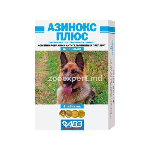 cumpără Azinocs Plus pentru câini în Chișinău