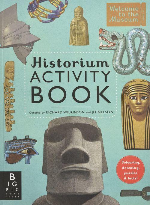 cumpără Historium Activity Book (în limba engleză) în Chișinău