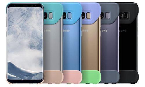 купить Чехол для моб.устройства Samsung EF-MG955, Galaxy S8+, 2Piece Cover, Bundle в Кишинёве