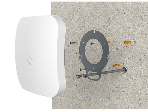 купить Mikrotik cAP ac (RbcAPGi-5acD2nD), 716MHz CPU, 128MB RAM, 2xGbit LAN (one with PoE-out),built-in 2.4Ghz 802.11b/g/n Dual Chain wireless,built-in 5GHz 802.11an/ac Dual Chain wireless, RouterOS L4,ceiling enclosure,wall-mount enclosure,PSU,PoE injector в Кишинёве