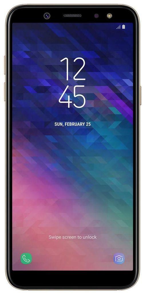 cumpără Samsung Galaxy A6 2018 (A600F), 32GB Gold în Chișinău