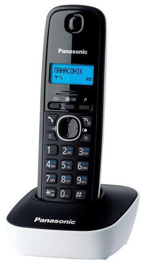 cumpără Telefon fără fir Panasonic KX-TG1611UAW în Chișinău