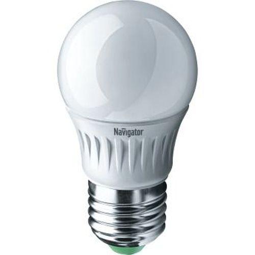 купить Лампа светодиодная ( холодный белый свет) NLL-G45-7-230-4K-E27,  7W в Кишинёве