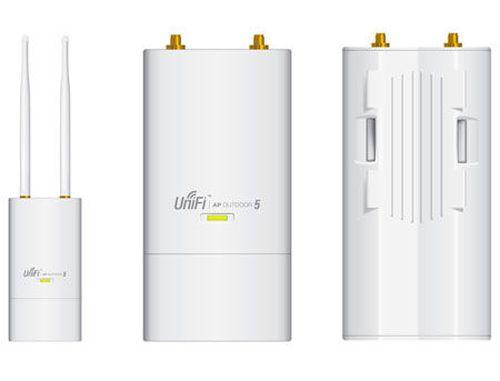 купить Ubiquiti UniFi UAP-Outdoor-5, Outdoor Access Point MIMO 5GHz, 802.11 b/g/n, 2 x External Antennas 5 dBi Omni, 300Mbps, Managed/Unmanaged, PoE, VLAN support, Range 183m, UAP-Outdoor-5 (punct de access WiFi/беспроводная точка доступа) в Кишинёве
