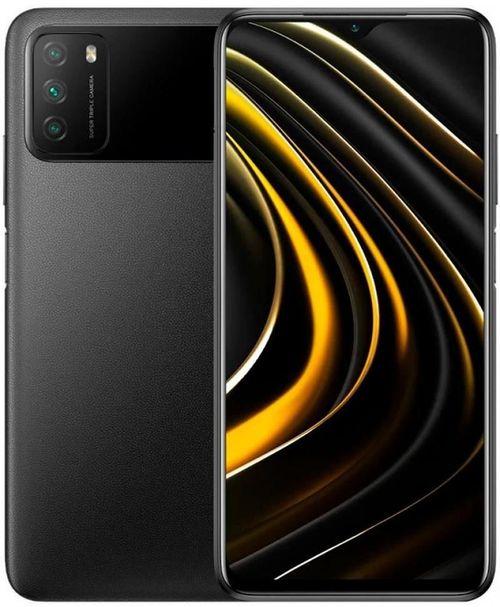 купить Смартфон Xiaomi Pocophone M3 4/128GB Black в Кишинёве