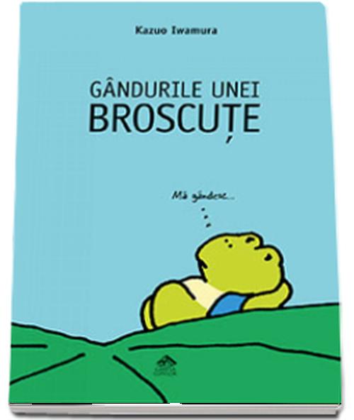 cumpără Gândurile unei broscuțe în Chișinău