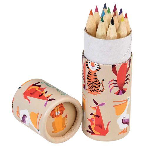 cumpără Rex London - un set de 12 creioane colorate în Chișinău