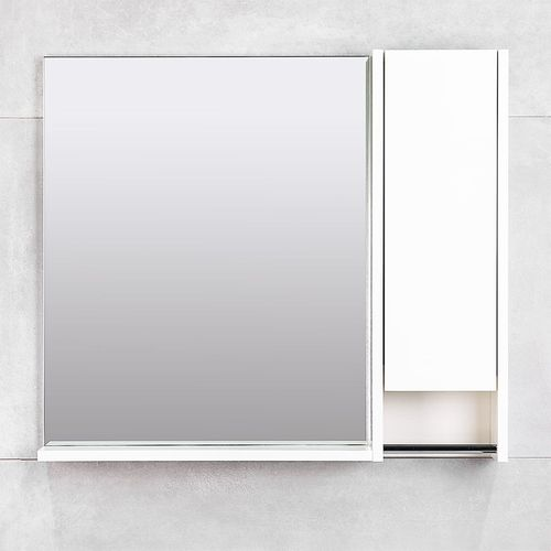cumpără Dulap-oglindă Selena alb structurat 700 R în Chișinău
