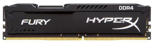 купить 8GB DDR4-3200  Kingston HyperX® FURY DDR4, PC25600, CL18, 1.2V, Auto-overclocking, Asymmetric BLACK heat spreader, Intel XMP Ready (Extreme Memory Profiles) в Кишинёве