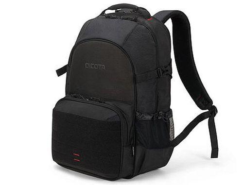 """купить Dicota D31714 Backpack Hero E-Sports 15""""-17.3"""", Developed for gaming professionals, (rucsac laptop/рюкзак для ноутбука) в Кишинёве"""