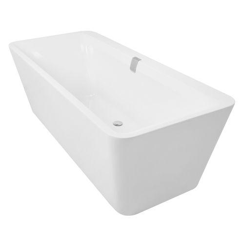 Ванна 180*80*62см, отдельностоящая, слив-перелив