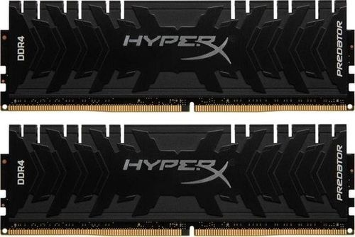 купить 32GB (Kit of 2*16GB) DDR4-2666  Kingston HyperX® Predator DDR4 (Dual Channel Kit), PC21300, CL13, 1.35V, Asymmetric BLACK low-profile heat spreader, Intel XMP Ready (Extreme Memory Profiles) в Кишинёве