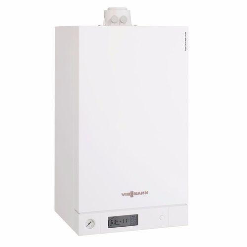 купить Газовый конденсационный котел VIESSMANN Vitodens 100-W (24 кВт) в Кишинёве