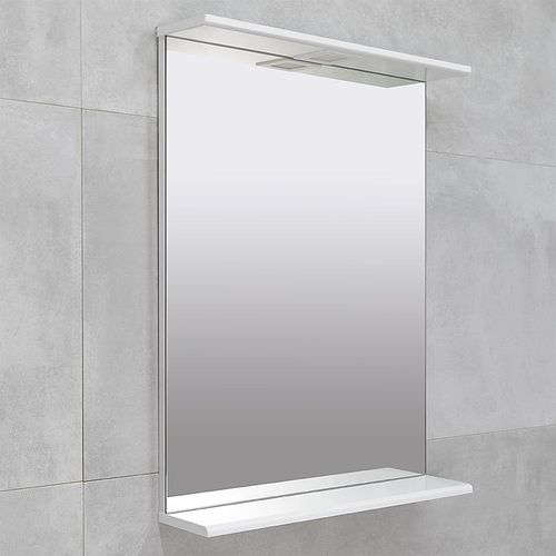 купить Ellen Зеркало белое 600x700 в Кишинёве