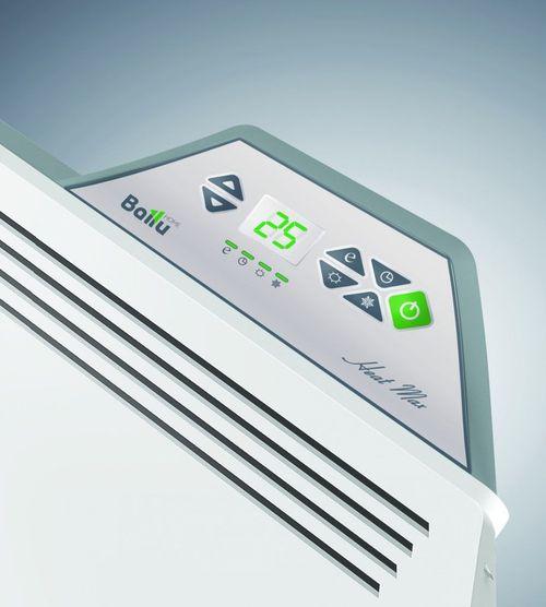 купить Электрический конвектор BALLU Heat Мax 1000 Electronic в Кишинёве