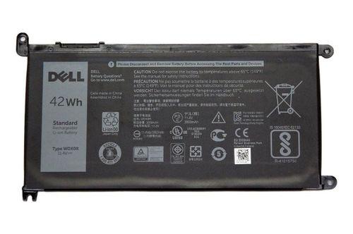 купить Battery Dell Inspiron 5567 5565 5568 5578 5368 5378 5765 7368 7378 7460 7560 7569 7579 7778 7779 / Latitude 3180 3189 3379 3480  3580  / Vostro 5468 5470  5568 WDX0R 8YPRW CYMGM FW8KR Y3F7Y 11.4V 3500mAh Black Original в Кишинёве