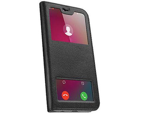 купить 530016 Husa Screen Geeks View Xiaomi Mi 8 Lite, Black (чехол накладка в асортименте для смартфонов Xiaomi) в Кишинёве