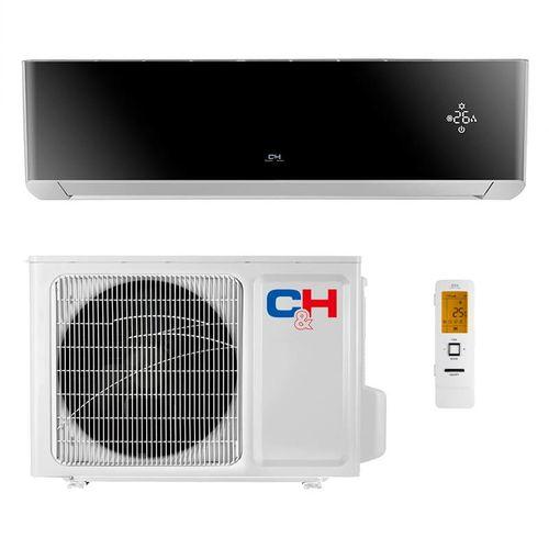 купить Кондиционер тип сплит настенный Inverter Сooper&Hunter CH-S12FTXAM2S-BL 12000 BTU в Кишинёве