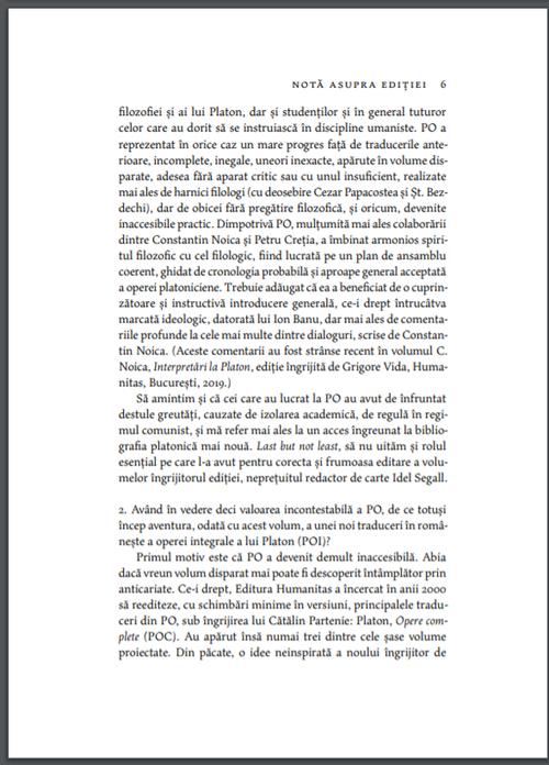 купить Platon. Opera integrală (vol. 1) в Кишинёве