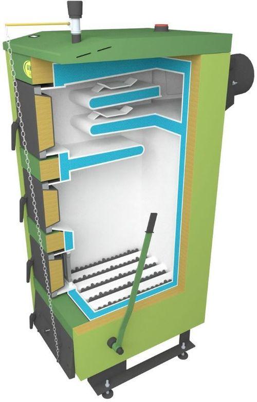купить Твердотопливный котёл SAS UWG/BIO PLUS 9 кВт в Кишинёве