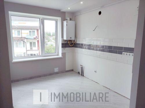 Apartament cu 2 camere+living, sect. Buiucani, str. Ștefan Vodă.