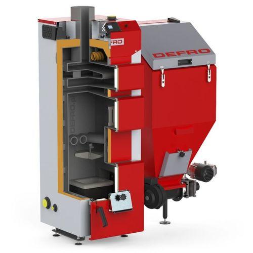 купить Твердотопливный котёл Defro Duo Mini 14 кВт в Кишинёве