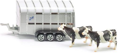 купить Игрушка Siku  1969 Livestock trailer(d) в Кишинёве