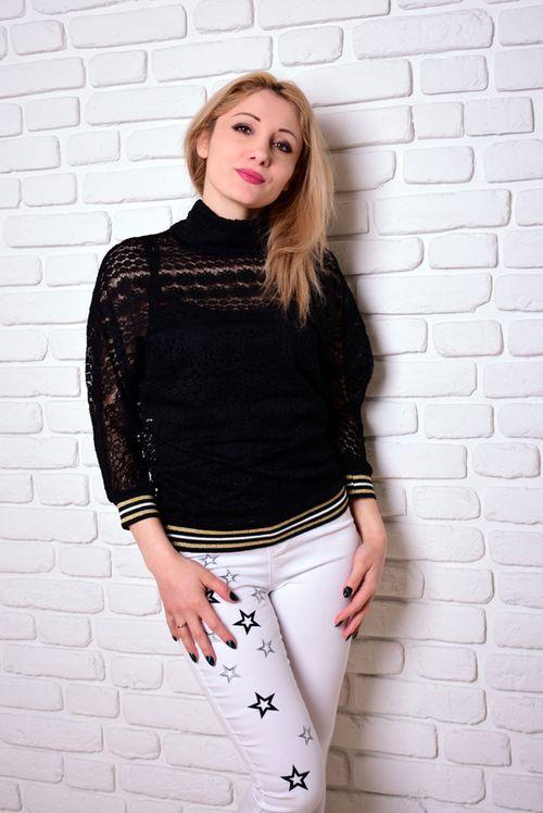 купить Блузка Simona ID 1001 в Кишинёве