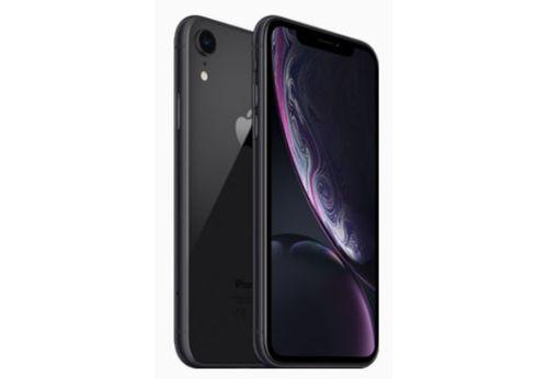 купить Apple iPhone XR 64GB, Black в Кишинёве
