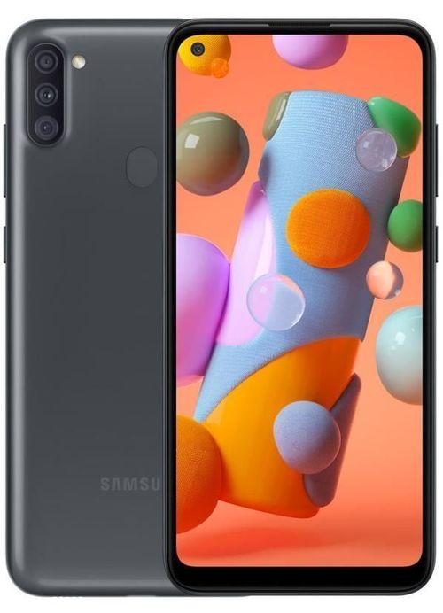 cumpără Smartphone Samsung A115/32 Galaxy A11 Black în Chișinău