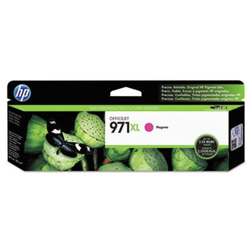 купить HP 971XL High Yield Magenta Original Ink Cartridge, up to 6600 pages в Кишинёве
