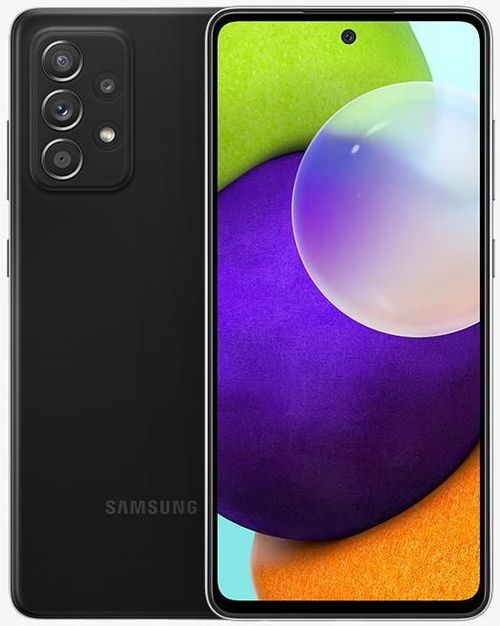 cumpără Smartphone Samsung A525 Galaxy A52 4/128Gb BLACK în Chișinău