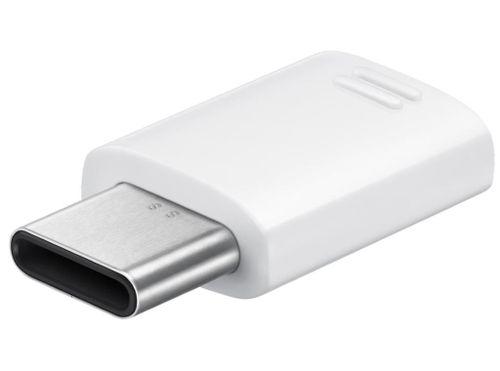 купить Аксессуар для моб. устройства Samsung EE-GN930BWRGRU (USB Type-C to Micro USB), White в Кишинёве