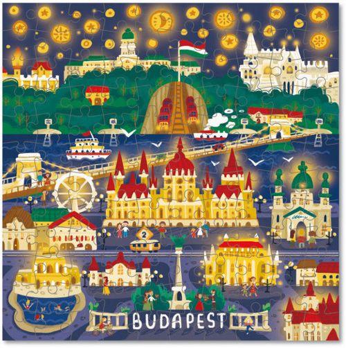 купить Puzzle-Город Будапешт в Кишинёве