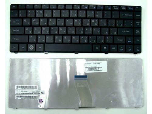 купить Keyboard  Acer Aspire 4732 4332 eMachines D525 D725 Gateway NV40 NV42 NV44 ENG/RU Black в Кишинёве