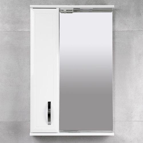 купить Allure Шкаф-зеркало белое 540 L в Кишинёве