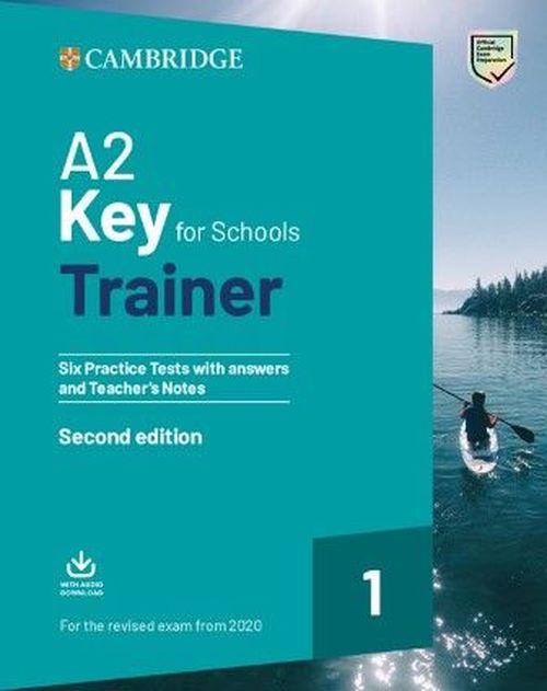 купить Key for Schools Trainer (Second Edition) + Answers Тесты + ответы в Кишинёве