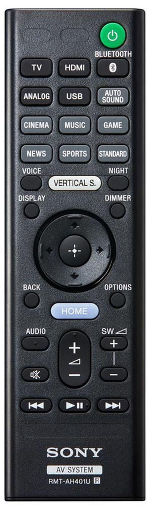 купить Саундбар Sony HTXF9000 в Кишинёве