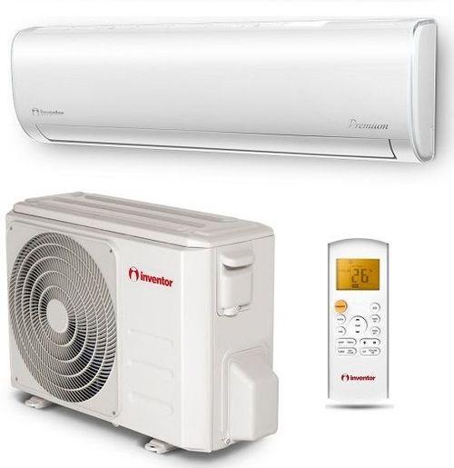 купить Кондиционер тип сплит настенный Inverter Inventor PR1VI12/PR1VO12 12000 BTU в Кишинёве
