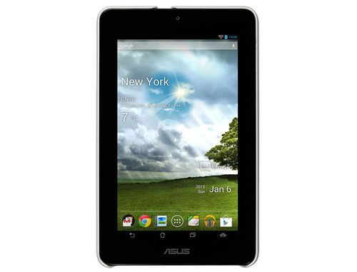 купить ASUS PAD-05 Spectrum Cover for MeMo Pad + Screen Protector, White (husa tableta/чехол для планшета) в Кишинёве