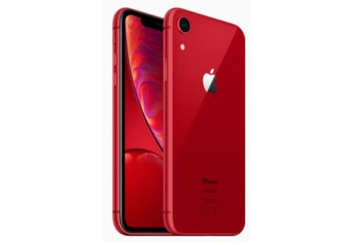 купить Apple iPhone XR 128GB, Red в Кишинёве