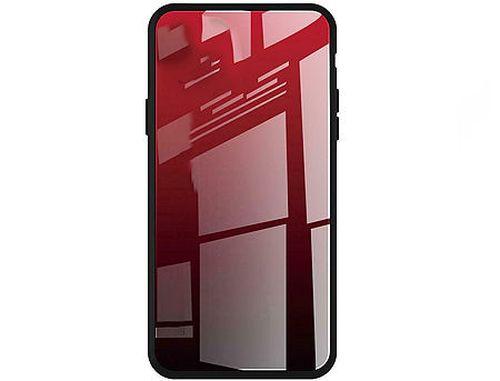 купить 490014 Husa Screen Geeks Glaze Xiaomi Redmi Note 8 Pro, Black & Red (чехол накладка в асортименте для смартфонов Xiaomi) в Кишинёве