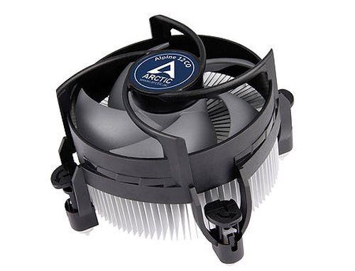 купить Cooler Arctic Alpine 12 CO, Intel 1150, 1151, 1155, 1156 up to 100W, FAN 92mm, 250-2700rpm PWM, Dual Ball Bearing в Кишинёве